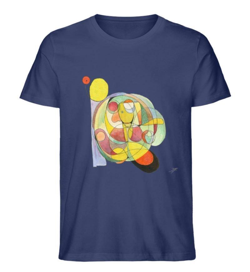 o.T. von Michela Buttignon - Herren Premium Organic Shirt-6057