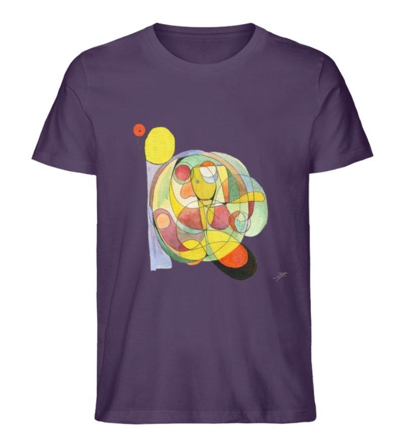o.T. von Michela Buttignon - Herren Premium Organic Shirt-6876
