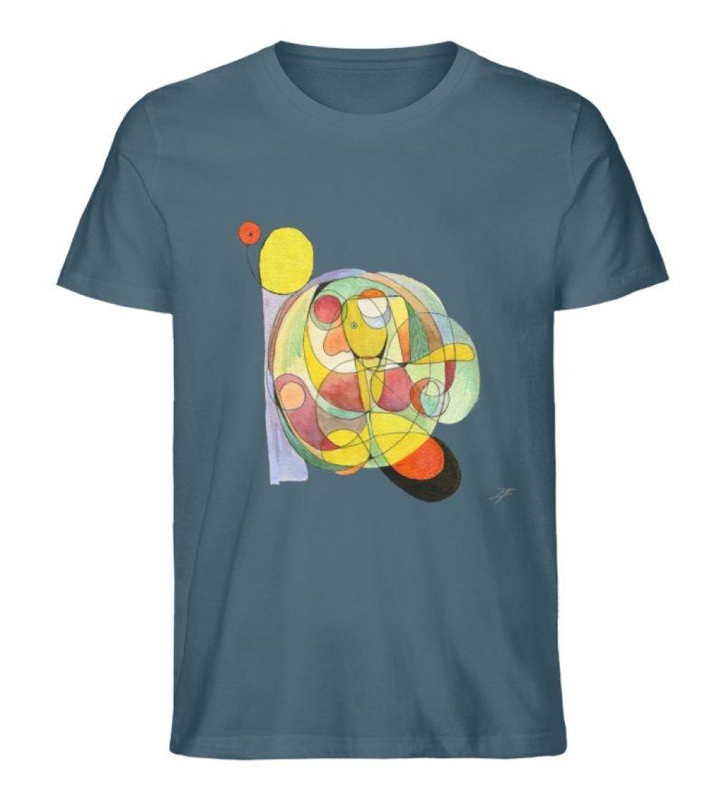 o.T. von Michela Buttignon - Herren Premium Organic Shirt-6880