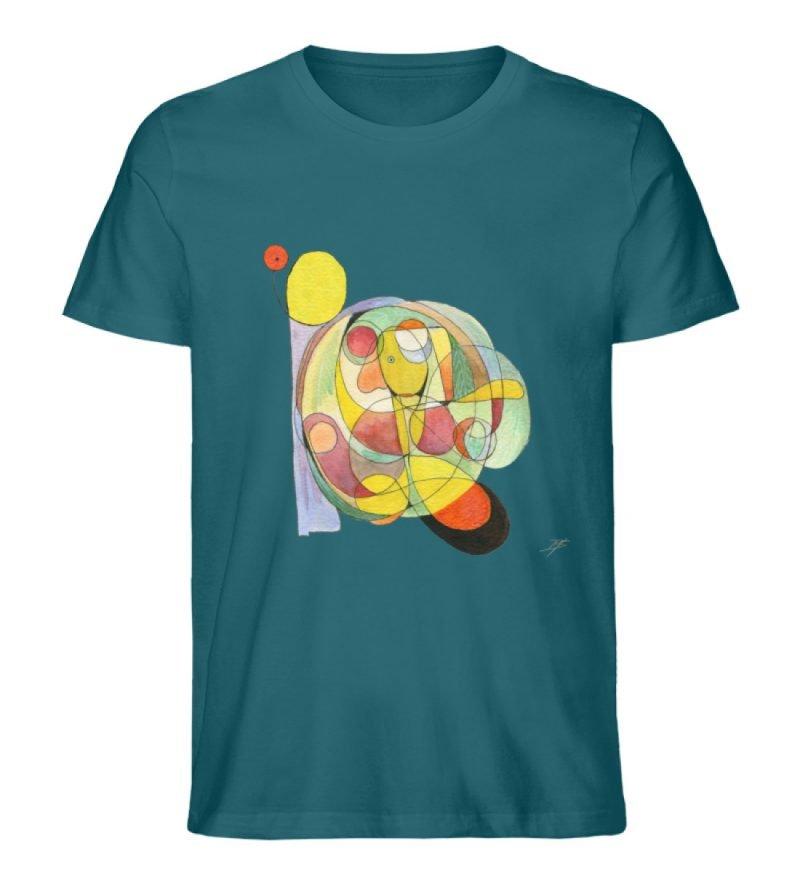 o.T. von Michela Buttignon - Herren Premium Organic Shirt-6878