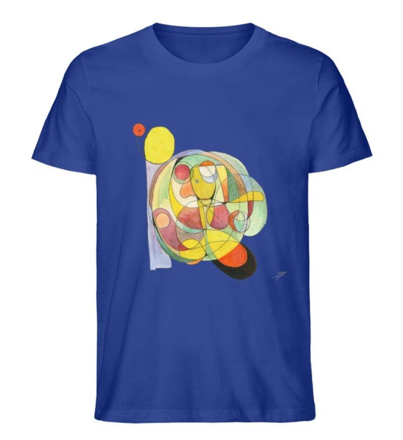 o.T. von Michela Buttignon - Herren Premium Organic Shirt-668