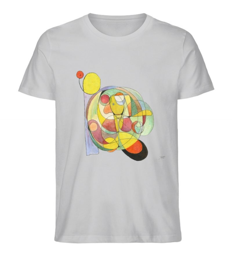 o.T. von Michela Buttignon - Herren Premium Organic Shirt-17
