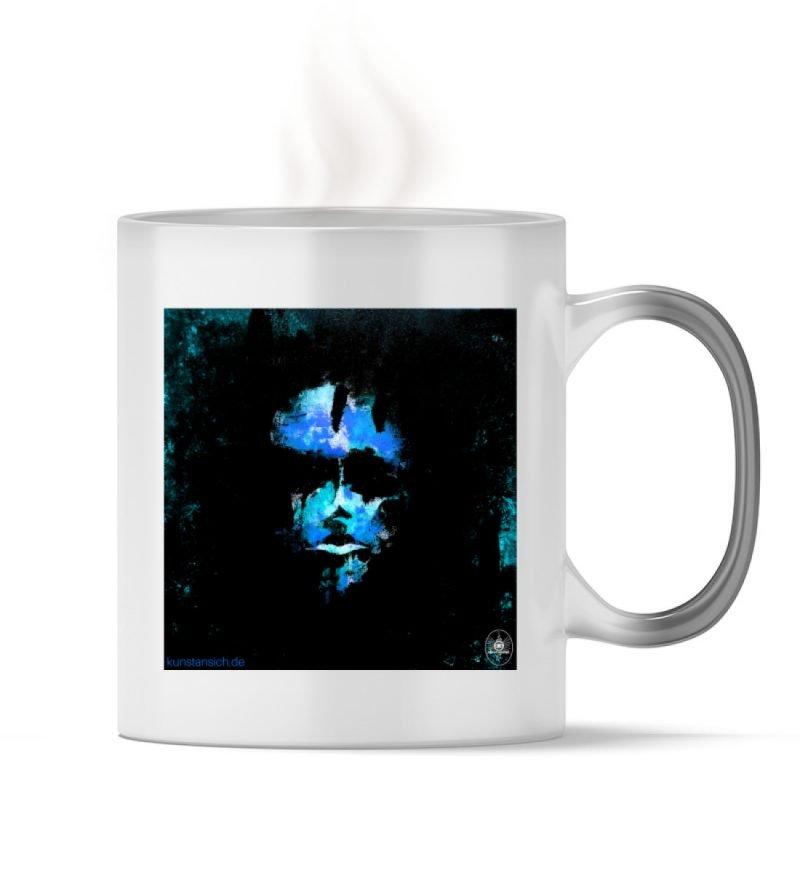 """""""deep blue"""" von Third Eye Collective - Magic - Tasse-16"""