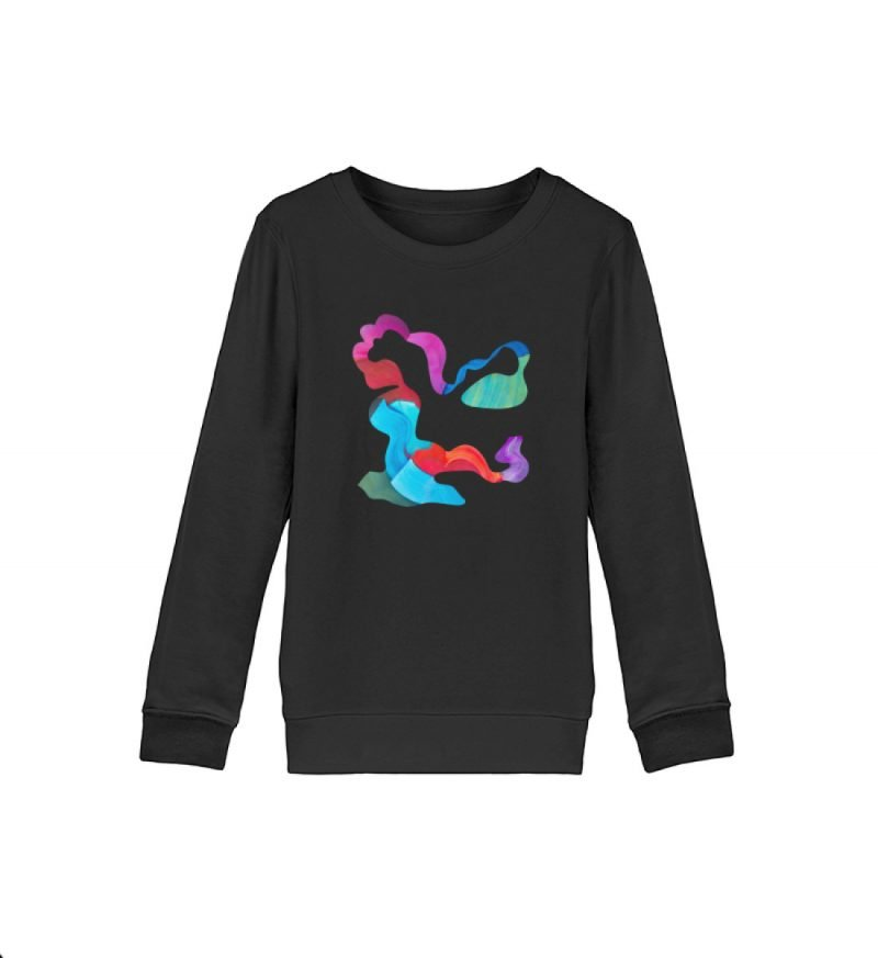 """""""Lob des Schattens 6"""" von Carolin Leyck - Mini Changer Sweatshirt ST/ST-16"""