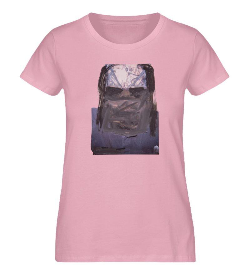 """""""Der Freund"""" von Valio Tchenkov - Damen Premium Organic Shirt-6883"""