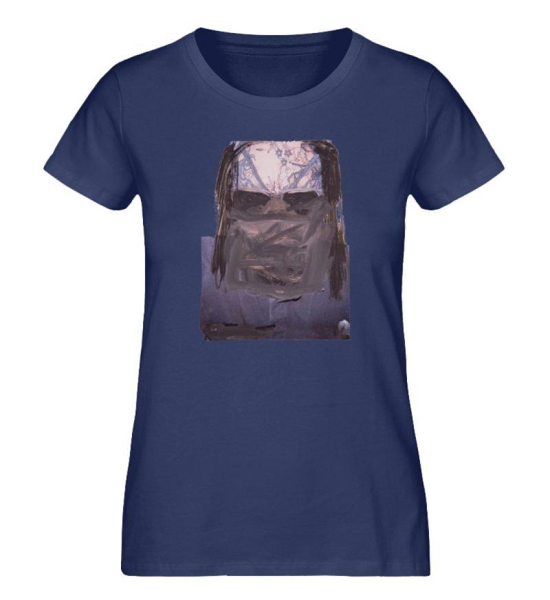 """""""Der Freund"""" von Valio Tchenkov - Damen Premium Organic Shirt-6057"""