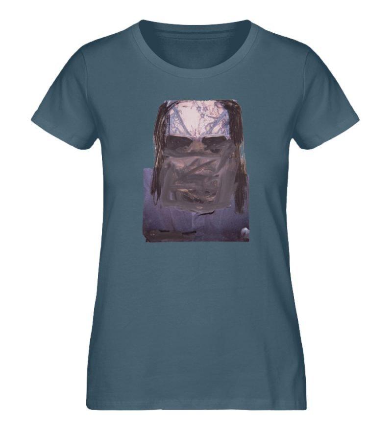 """""""Der Freund"""" von Valio Tchenkov - Damen Premium Organic Shirt-6880"""