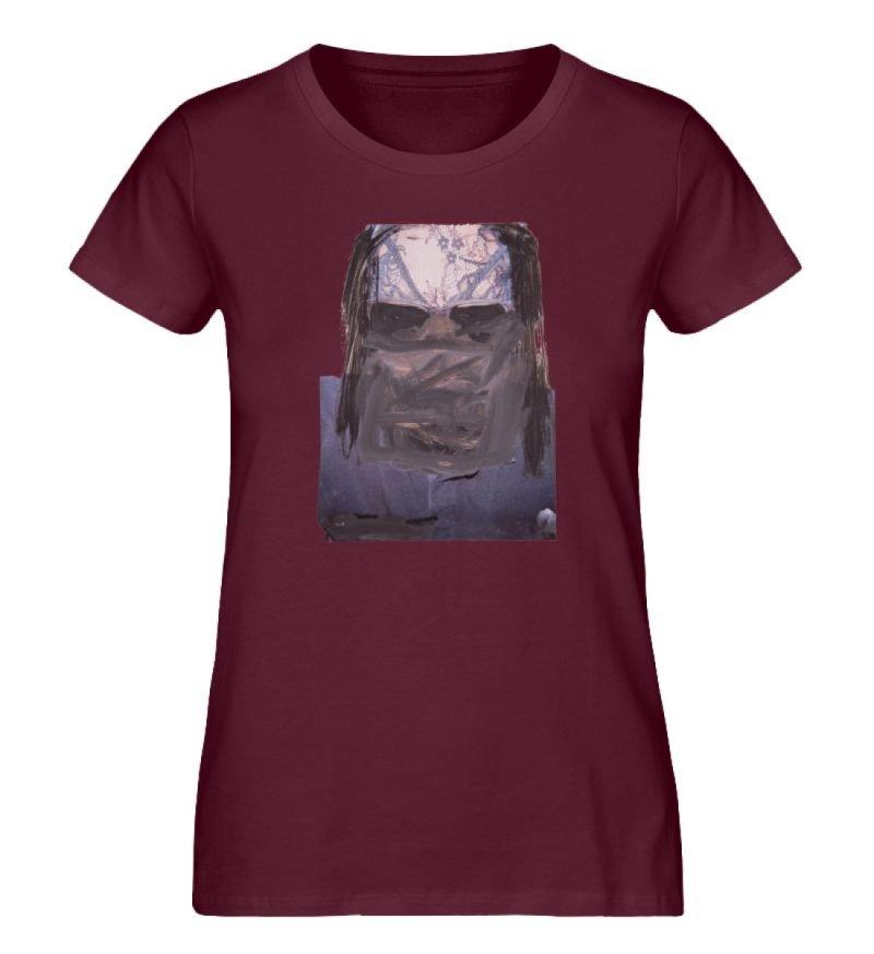 """""""Der Freund"""" von Valio Tchenkov - Damen Premium Organic Shirt-839"""