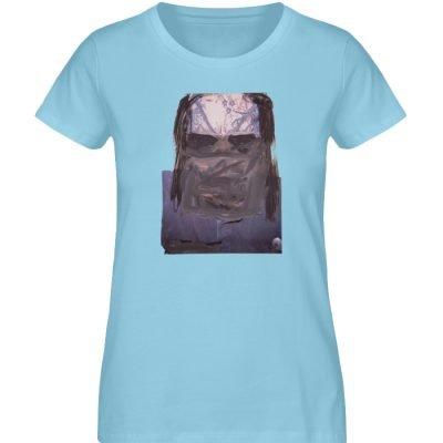 """""""Der Freund"""" von Valio Tchenkov - Damen Premium Organic Shirt-674"""