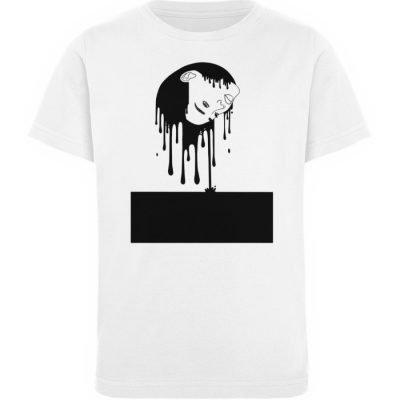 """""""Melting"""" von Third Eye Collective - Kinder Organic T-Shirt-3"""