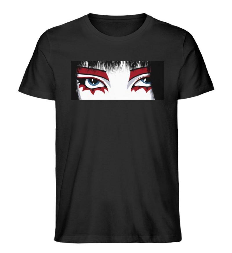 """""""Staring"""" von Third Eye Collective - Herren Premium Organic Shirt-16"""