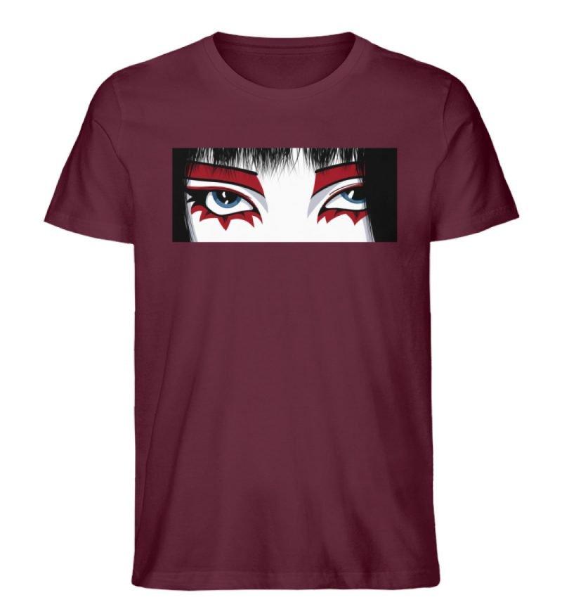 """""""Staring"""" von Third Eye Collective - Herren Premium Organic Shirt-839"""
