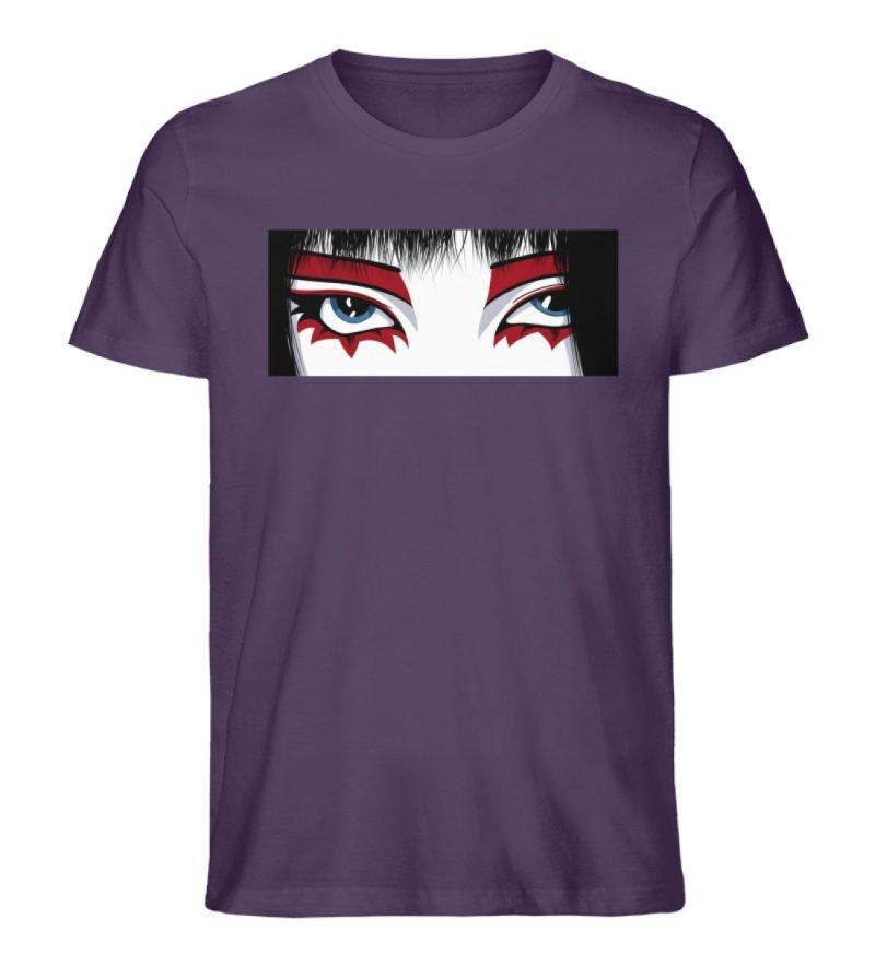 """""""Staring"""" von Third Eye Collective - Herren Premium Organic Shirt-6876"""