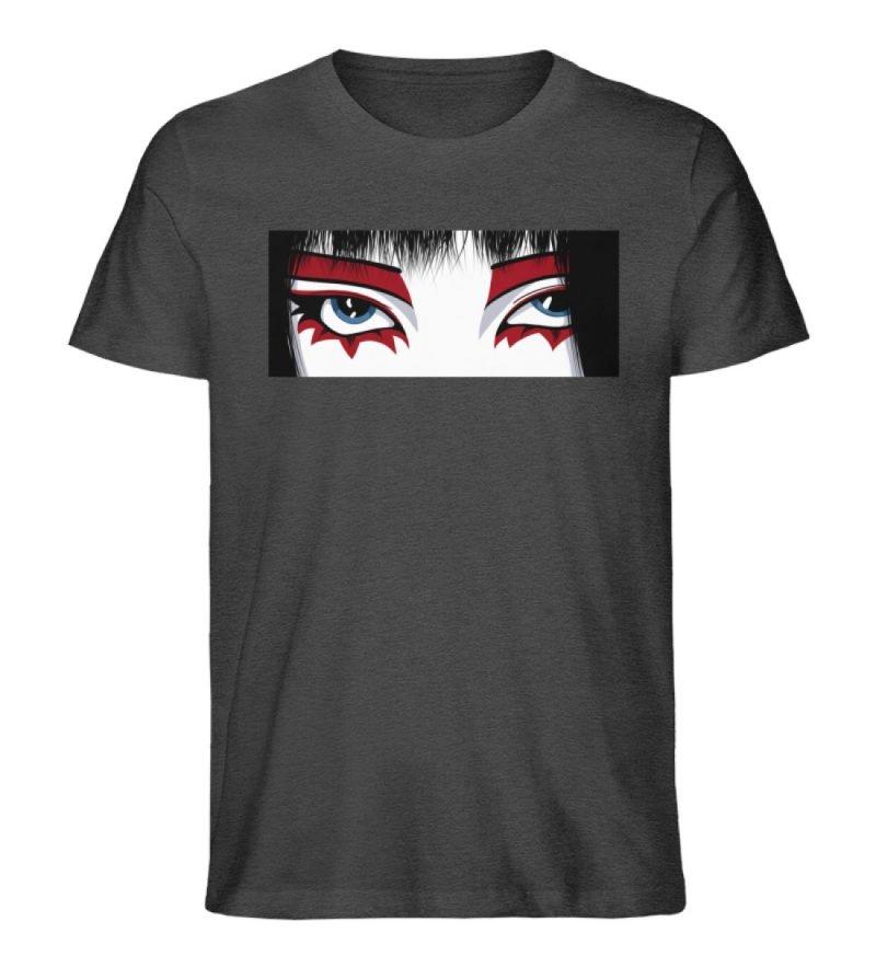 """""""Staring"""" von Third Eye Collective - Herren Premium Organic Shirt-6881"""