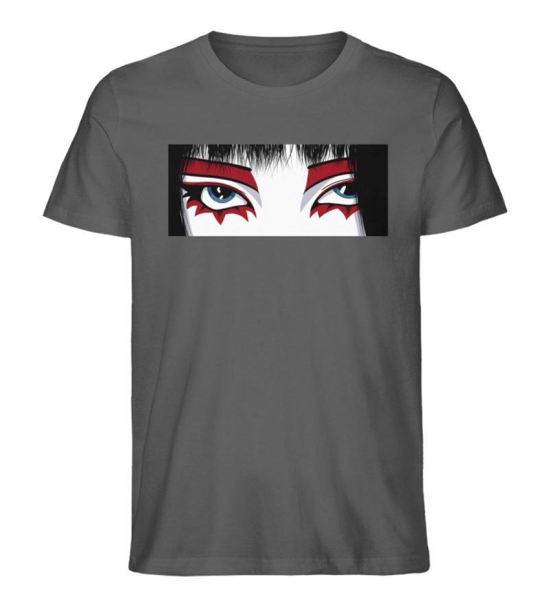 """""""Staring"""" von Third Eye Collective - Herren Premium Organic Shirt-6903"""