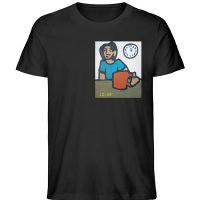 """12:60"" von Sarah Ludes - Herren Premium Organic Shirt-16"