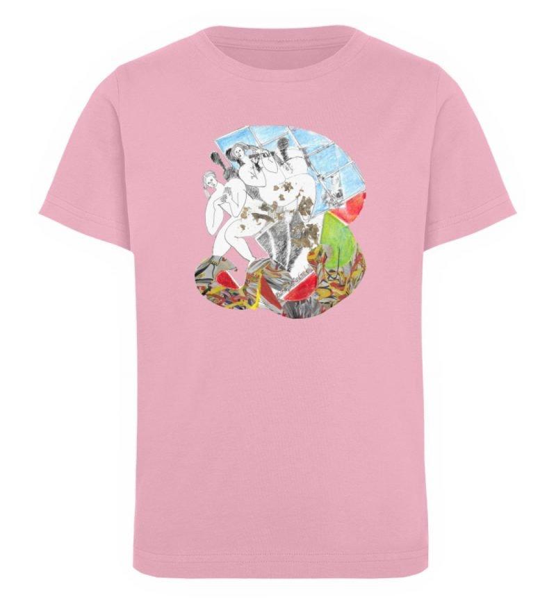 """Körperpflege"" von Silke Hoffmann - Kinder Organic T-Shirt-6883"