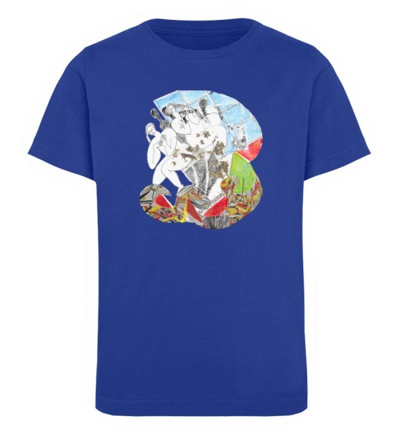 """Körperpflege"" von Silke Hoffmann - Kinder Organic T-Shirt-668"