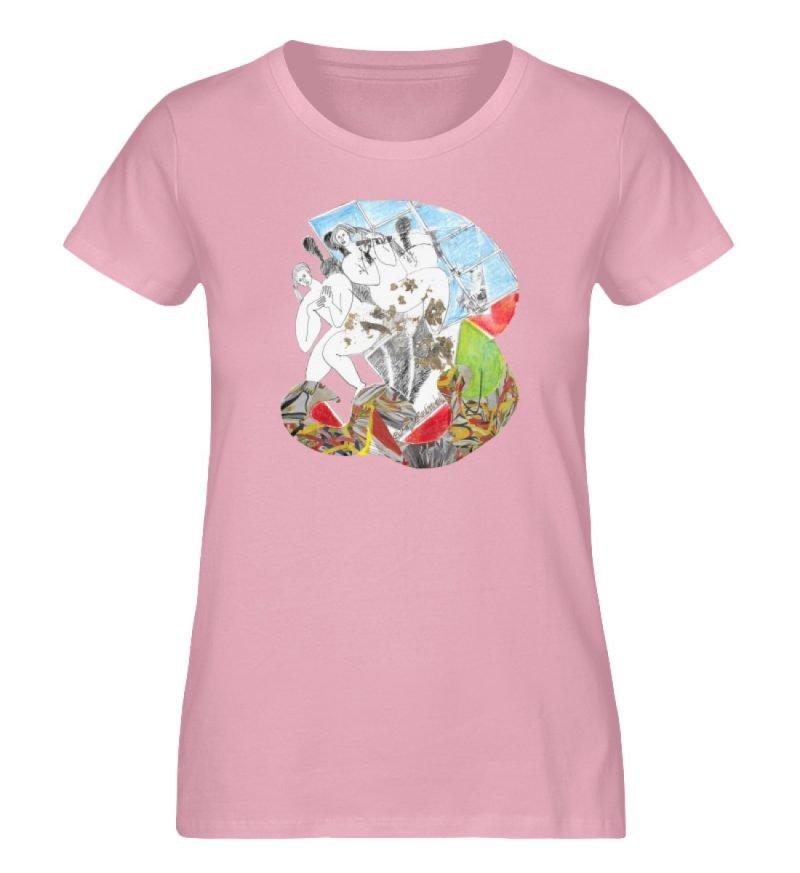 """""""Körperpflege"""" von Silke Hoffmann - Damen Premium Organic Shirt-6883"""