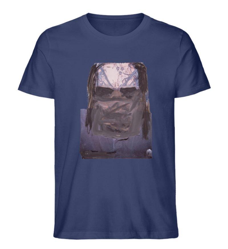 """""""Der Freund"""" von Valio Tchenkov - Herren Premium Organic Shirt-6057"""