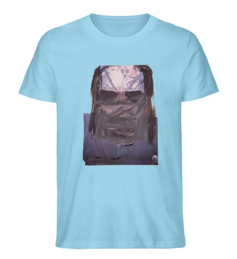 """""""Der Freund"""" von Valio Tchenkov - Herren Premium Organic Shirt-674"""