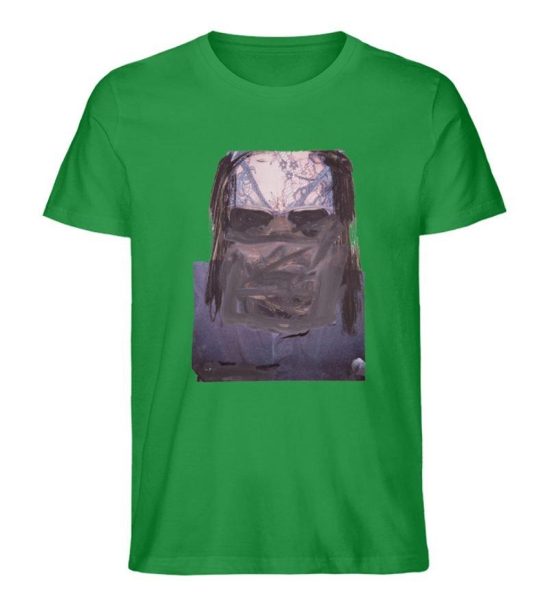 """""""Der Freund"""" von Valio Tchenkov - Herren Premium Organic Shirt-6879"""