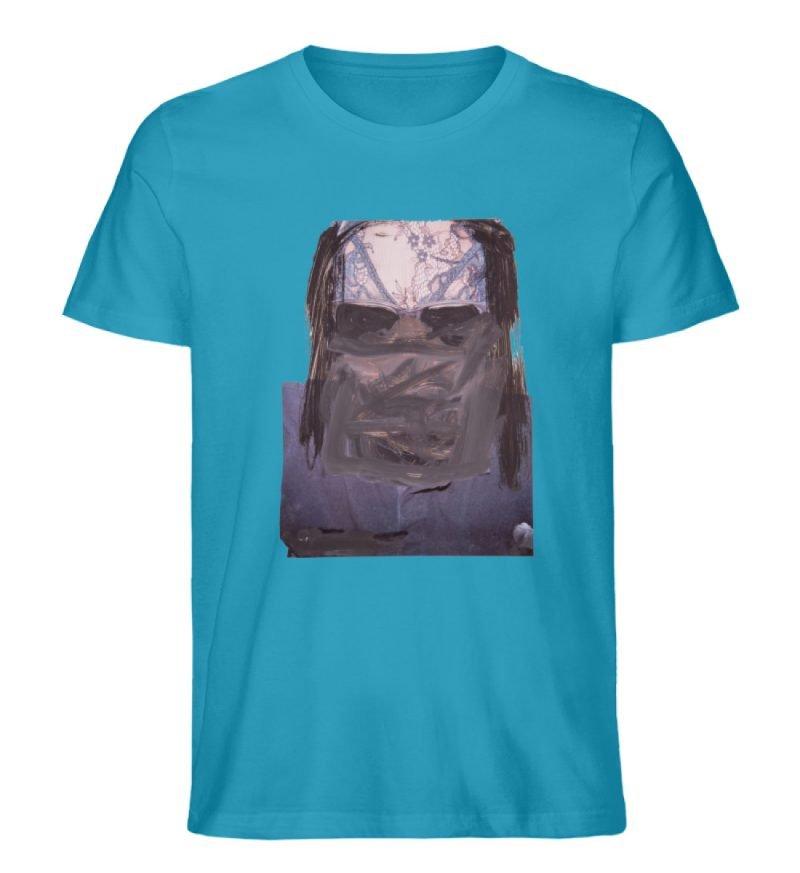 """""""Der Freund"""" von Valio Tchenkov - Herren Premium Organic Shirt-6877"""