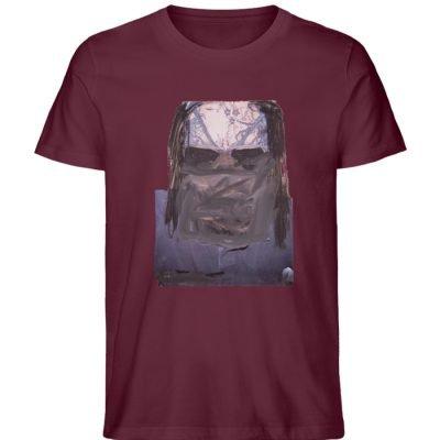 """""""Der Freund"""" von Valio Tchenkov - Herren Premium Organic Shirt-839"""