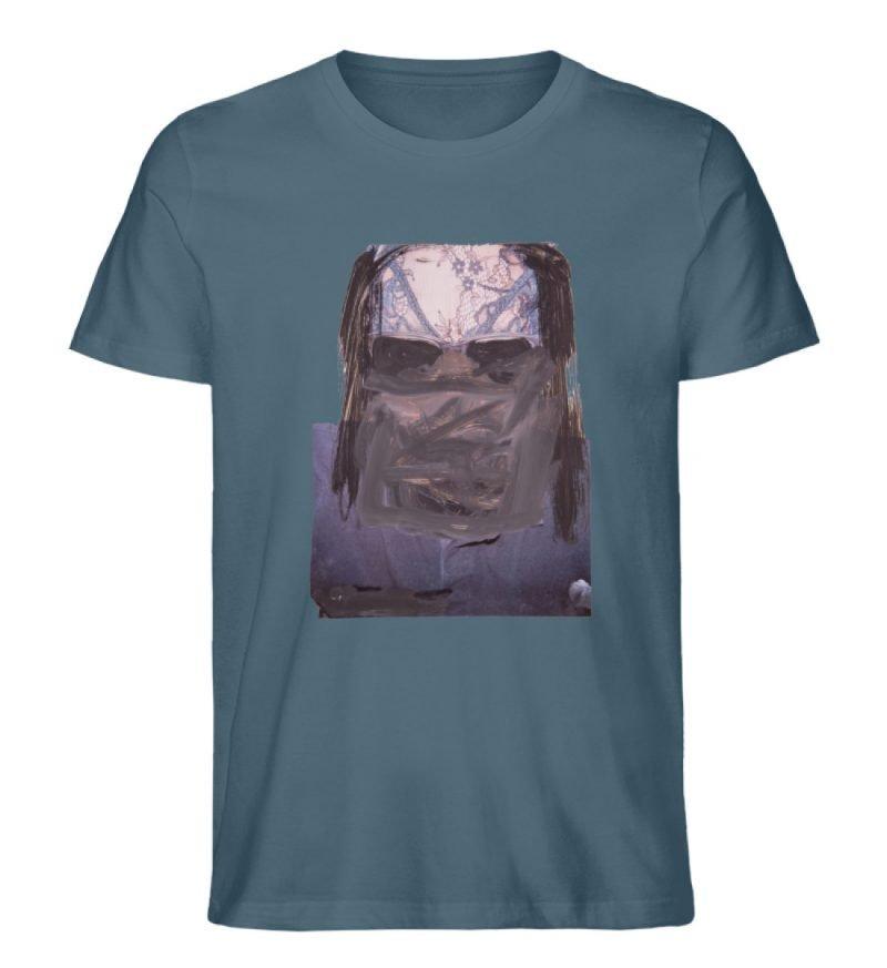 """""""Der Freund"""" von Valio Tchenkov - Herren Premium Organic Shirt-6880"""
