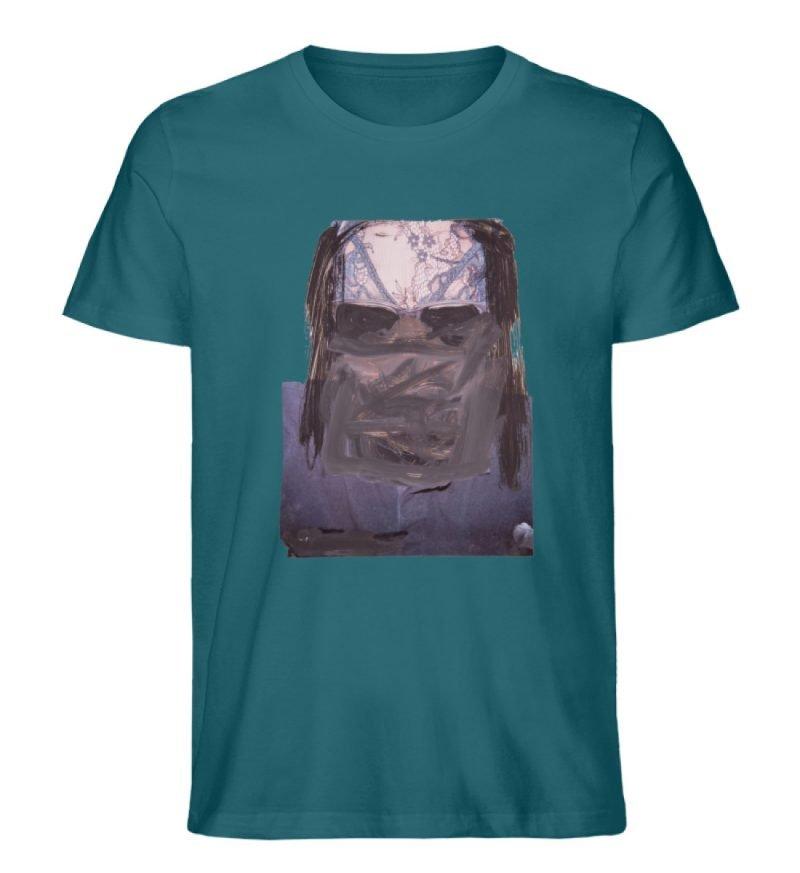 """""""Der Freund"""" von Valio Tchenkov - Herren Premium Organic Shirt-6878"""