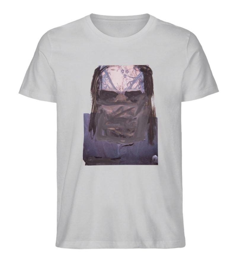 """""""Der Freund"""" von Valio Tchenkov - Herren Premium Organic Shirt-17"""