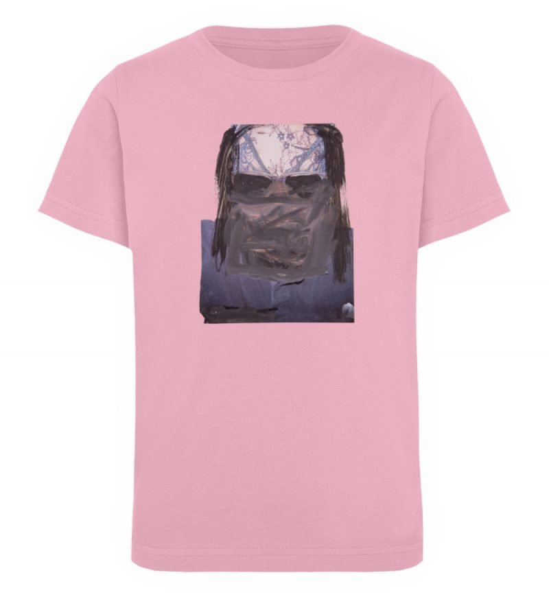 """""""Der Freund"""" von Valio Tchenkov - Kinder Organic T-Shirt-6883"""