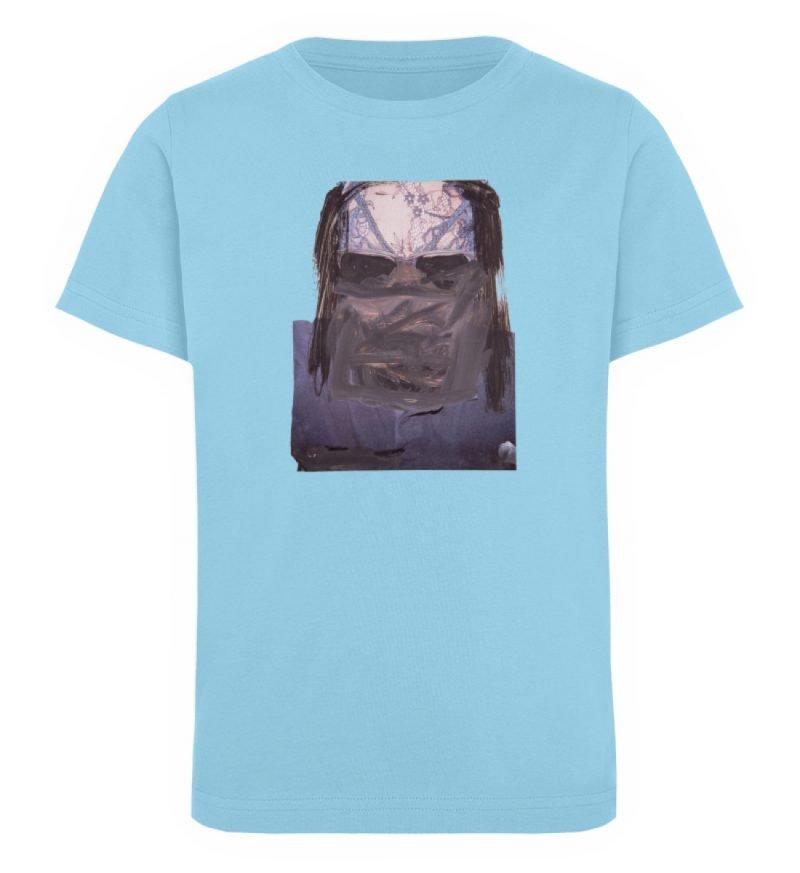 """""""Der Freund"""" von Valio Tchenkov - Kinder Organic T-Shirt-674"""
