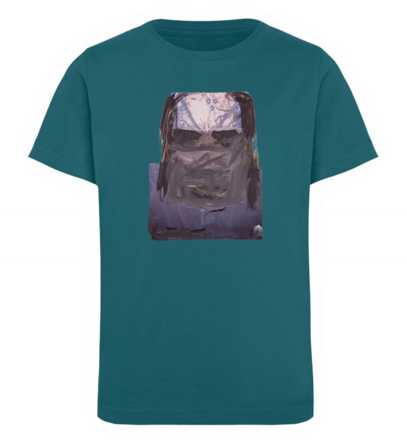 """""""Der Freund"""" von Valio Tchenkov - Kinder Organic T-Shirt-6878"""