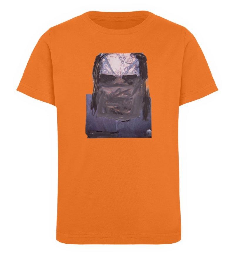 """""""Der Freund"""" von Valio Tchenkov - Kinder Organic T-Shirt-6882"""
