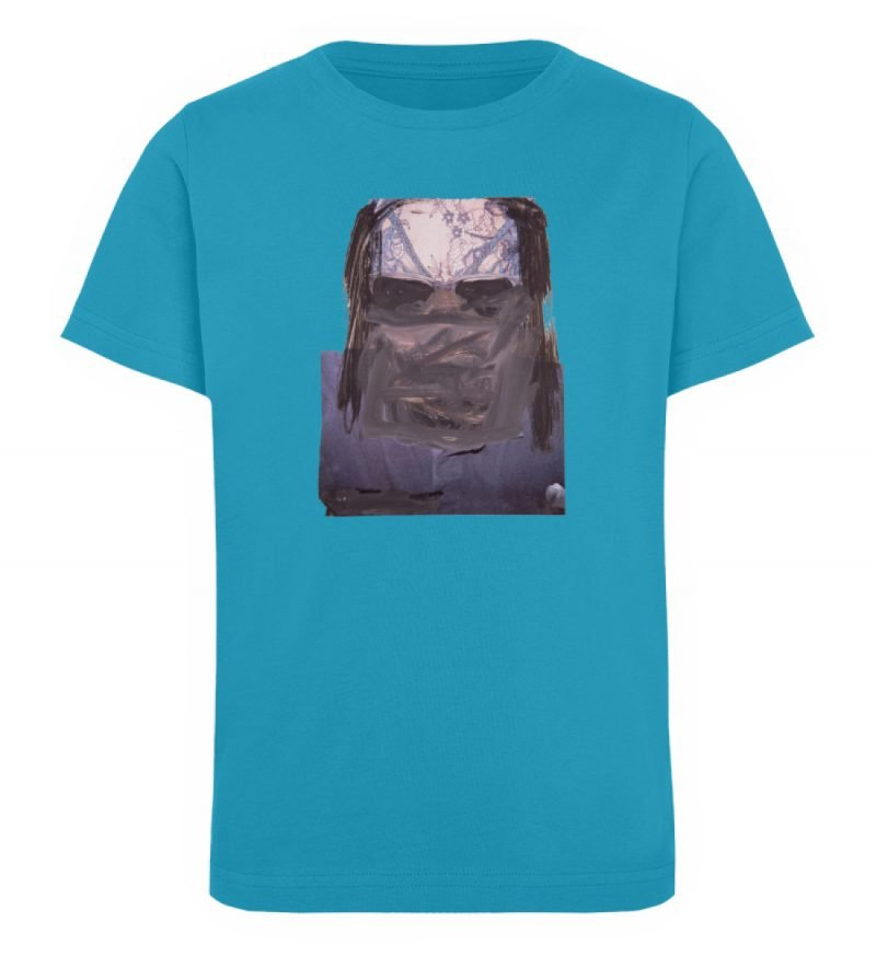 """""""Der Freund"""" von Valio Tchenkov - Kinder Organic T-Shirt-6877"""