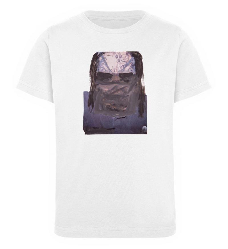 """""""Der Freund"""" von Valio Tchenkov - Kinder Organic T-Shirt-3"""