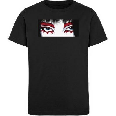 """""""Staring"""" von Third Eye Collective - Kinder Organic T-Shirt-16"""