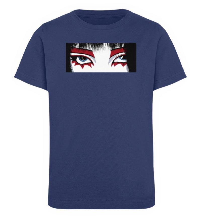 """""""Staring"""" von Third Eye Collective - Kinder Organic T-Shirt-6057"""