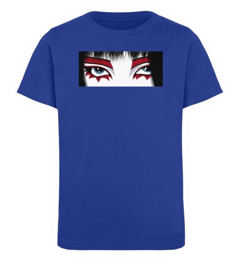 """""""Staring"""" von Third Eye Collective - Kinder Organic T-Shirt-668"""
