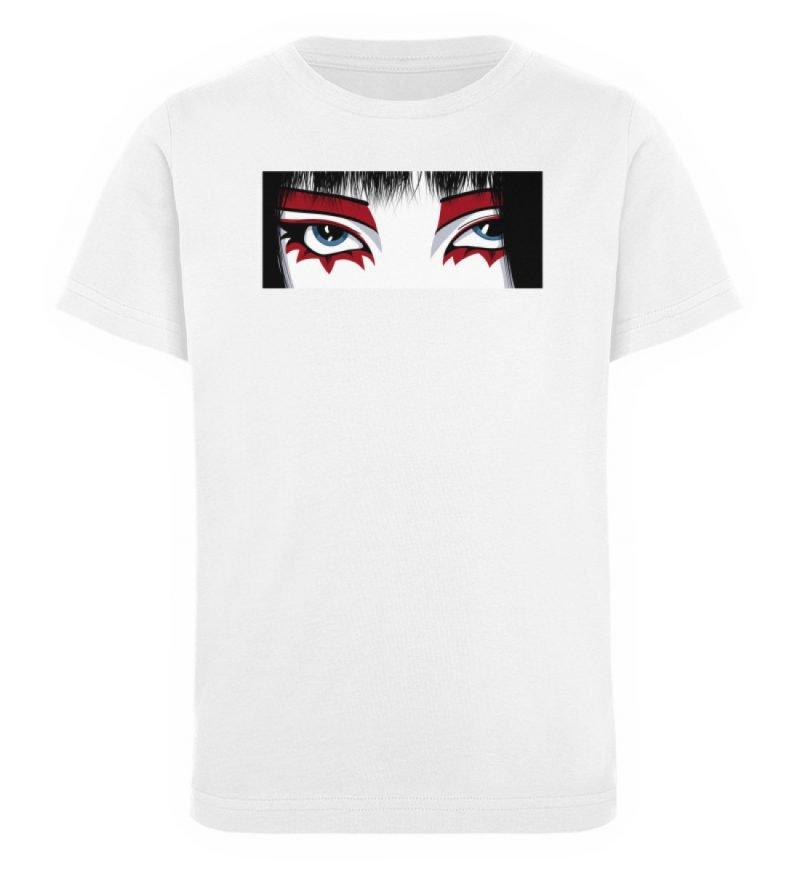 """""""Staring"""" von Third Eye Collective - Kinder Organic T-Shirt-3"""