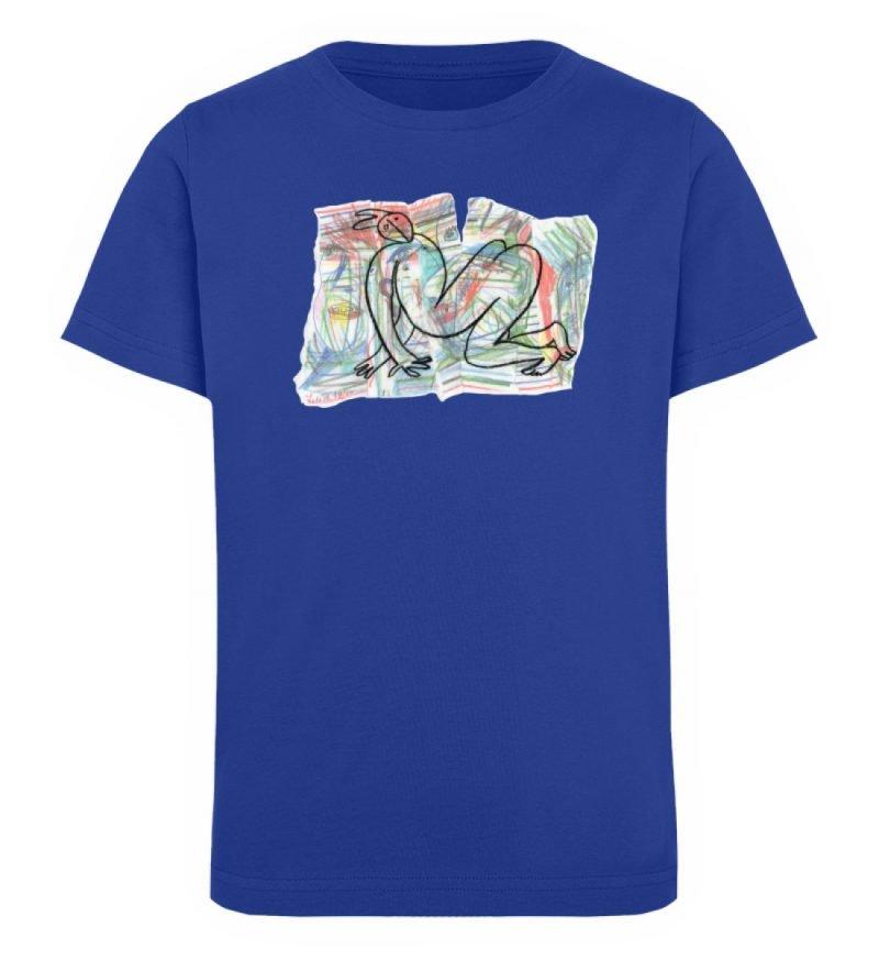 """""""Der gewendete Mann"""" von Lilith Lichtenb - Kinder Organic T-Shirt-668"""