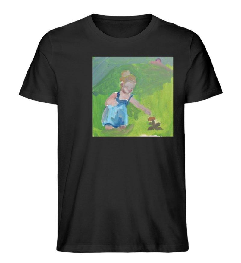 """Demut, Empathie und Behutsamkeit"""" von Sa - Herren Premium Organic Shirt-16"""