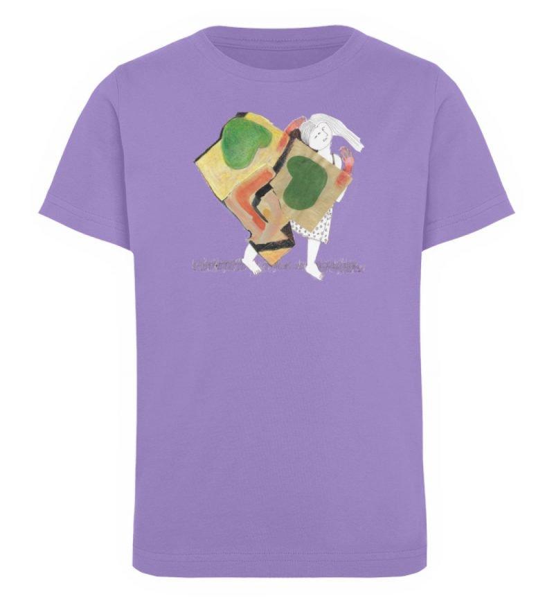 """o. T. "" von Silke Hoffmann - Kinder Organic T-Shirt-6884"