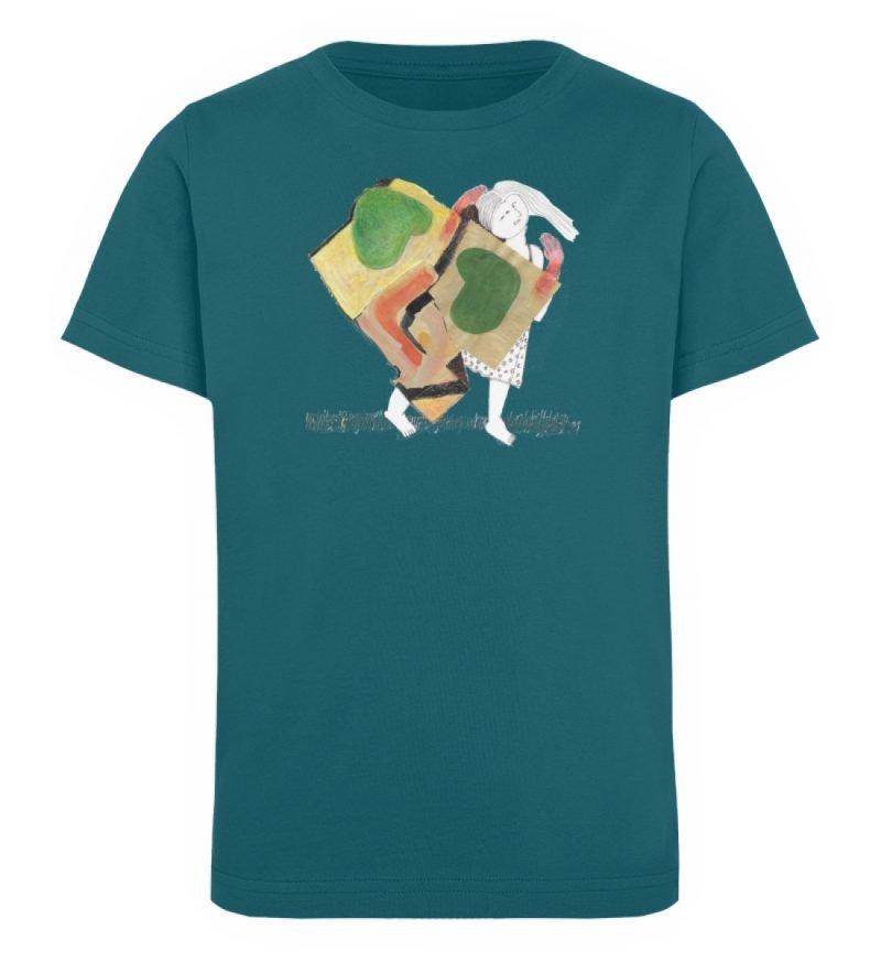 """o. T. "" von Silke Hoffmann - Kinder Organic T-Shirt-6878"