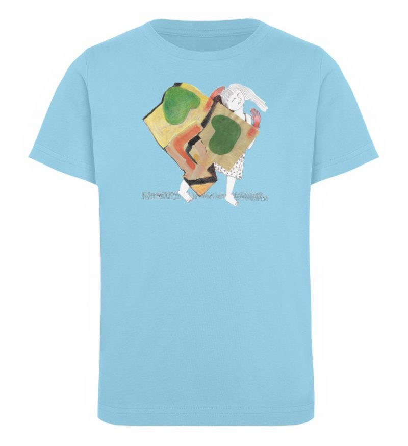 """o. T. "" von Silke Hoffmann - Kinder Organic T-Shirt-674"
