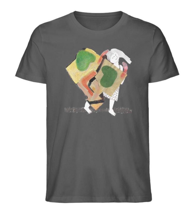 """""""o. T. """" von Silke Hoffmann - Herren Premium Organic Shirt-6903"""
