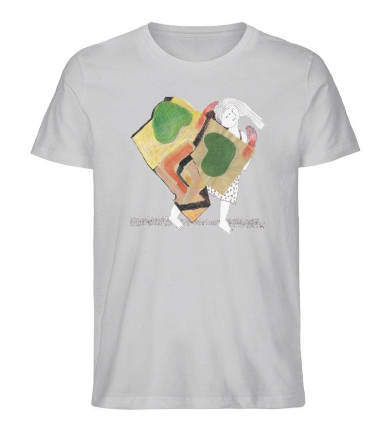 """""""o. T. """" von Silke Hoffmann - Herren Premium Organic Shirt-17"""