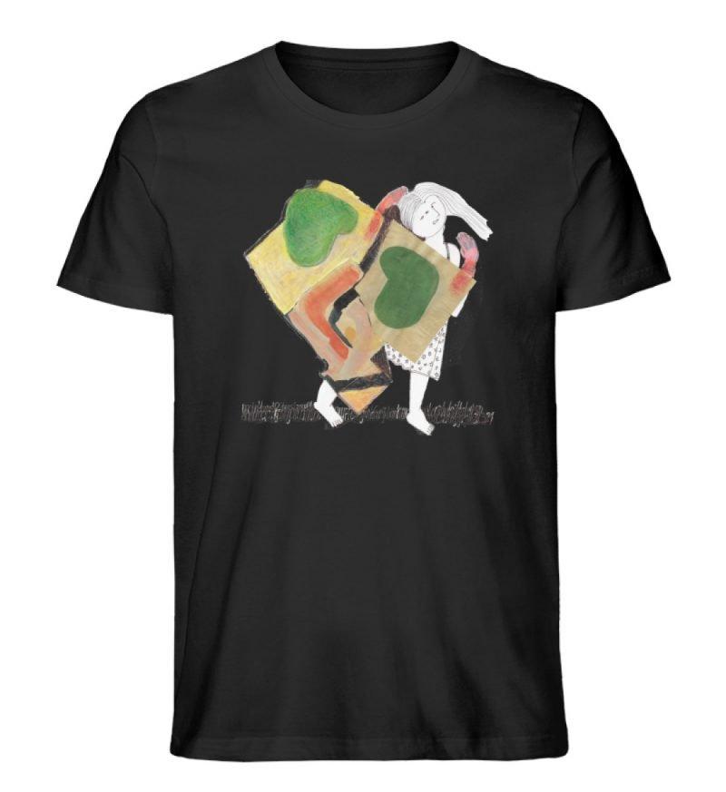 """""""o. T. """" von Silke Hoffmann - Herren Premium Organic Shirt-16"""