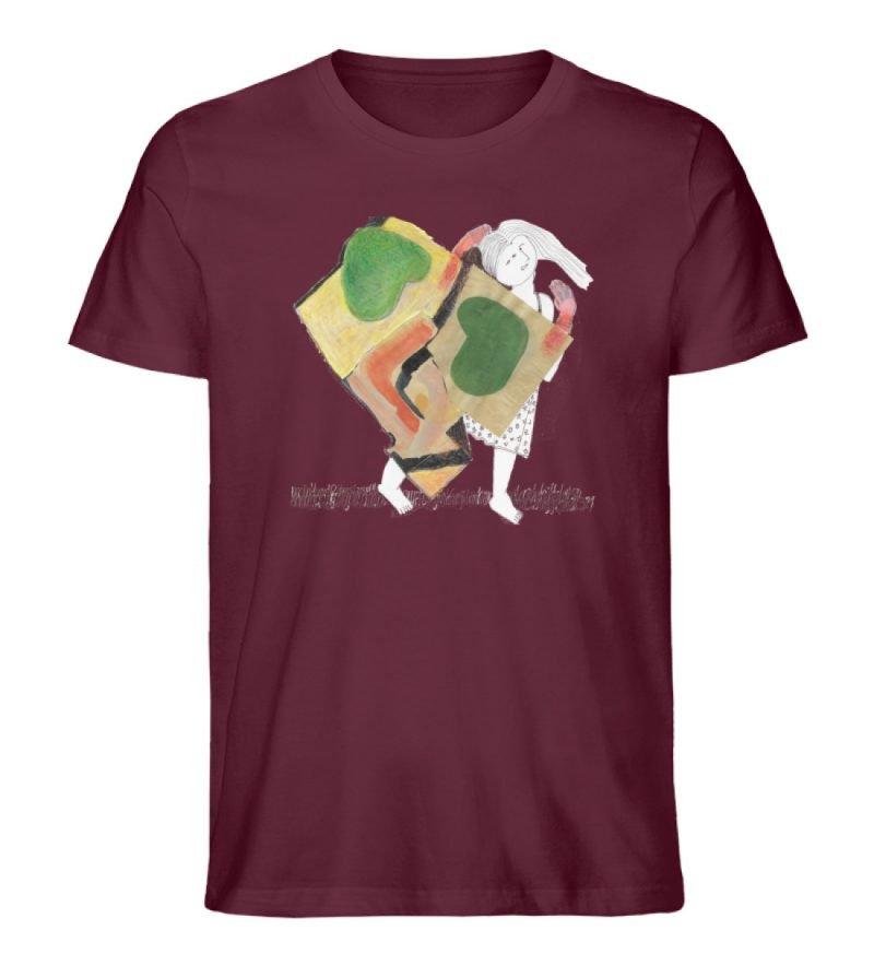 """""""o. T. """" von Silke Hoffmann - Herren Premium Organic Shirt-839"""
